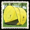 Outdoor pop up inflatable tent