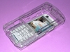 crystal case with keypads for SonyEricsson P990