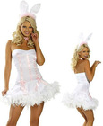 New Sexy Bunny party costumes CT0265
