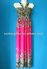 Thailand style maxi dress