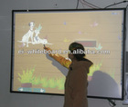 CE certificated interactive electromagnetic board 65 inch