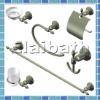 $ 13.5 each set, zinc alloy 6 pcs toilet accessories set (E1300 range)