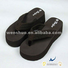 Cheap Wholesale High Heel Flip Flops