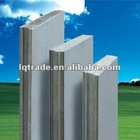 Fast construction EPS fiber cement board