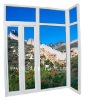 PVC Combined window