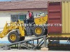 1 set ZL20 mini loader outfit 20 feet container