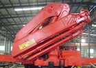 25 tons Folding Boom Truck Mounted Crane