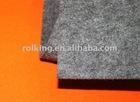 grey color felt