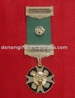 Ribbon Medal