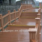 Waterproof WPC Outdoor Balustrade