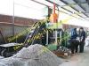 hot sale metal Aluminum waste briquette press machine