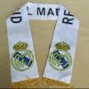 custom polyester printing football scarf