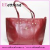 New soft red color western designer Handbag