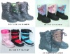 Various Snow boots