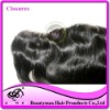New arrival,100%human virgin hair,silk lace closure
