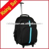wheeled trolley backpack