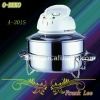 12L ---New Fashion halogen oven A-301A-CB ,GS-1300W