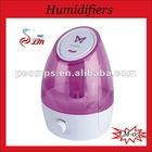 ABS Mist Ultrasonic Air Humidifier Anion