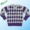 School Children Knitted Sweater with long sleeves