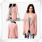 2013 Summer Latest Ladies Celine Blazer ,Ladies Pink Blazer