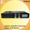 TCD-6 system power distribution box