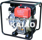 KDP40 4'' 40 Cube Meter High Flow Large Inlet Diesel Power Water Pump Set