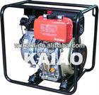 KDP40 4'' 40 Cube Meter High Flow Large Inlet Diesel Power Water Pump Set