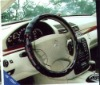 Best quality heated PVC Steering wheel cover