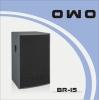 BR Series PA Loudspeaker BR-15