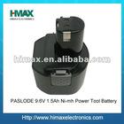 PASLODE 9.6V 1.5Ah Ni-mh Power Tool Battery
