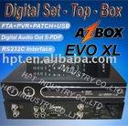 Az BOX EVO XL azbox evo xl set top box