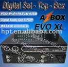 Az BOX EVO XL azbox evo xl set top box