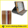 Real leather case for iPad mini
