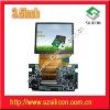 3.5inch car monitor control board
