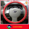 Factory Car accessories leather hand made steering wheel cover
