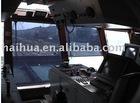anti glare sunscreens curtain for ship's wheelhouse