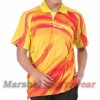 2012 badminton jersey,latest sport uniforms,cheap wholesale badminton shirt