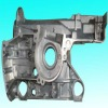 Industrial ADC12 PPAP / APQP GE Aluminum Custom electric motor shell Spare Parts