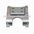 machined galvanized sheet metal fabrication