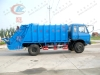 dongfeng 153 refuse compactor truck