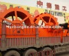 China 2012 new type XS2200 gravel sand washer from Zhongde