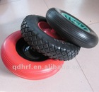 3.00-8 high quality PU foam wheel