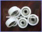 Machining & Molding Customized Pulleys 626z Sliding Wheel