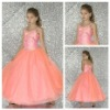 Ball Gown Spaghetti straps Party Dresses For Girls