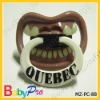new style dracula baby pacifier