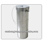 stainless steel file bucket
