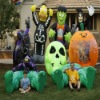lighted outdoor quality halloween decorations