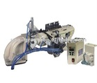Needle Position Energy Saving DD Servo Motor of 4 needle and 6 thread feed-off machine