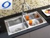 Multifunctional Stainless Steel Sink FTD8045-B