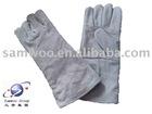 Welding Gloves(HL402F-GR)